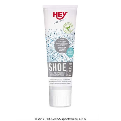 SHOE ACTIVE POLISH 75ml - shoe care and impregnation polish colourless