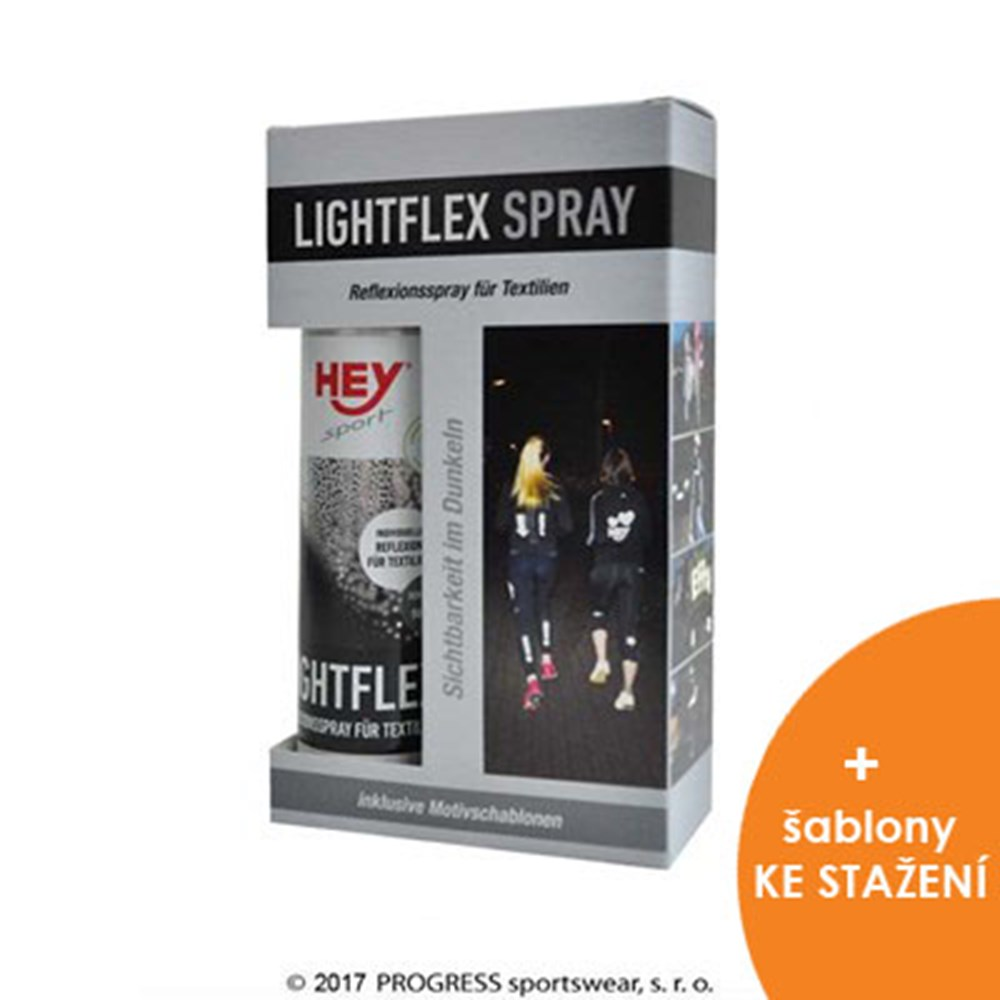 LIGHTFLEX SPRAY 150ml - for visible protection reflective