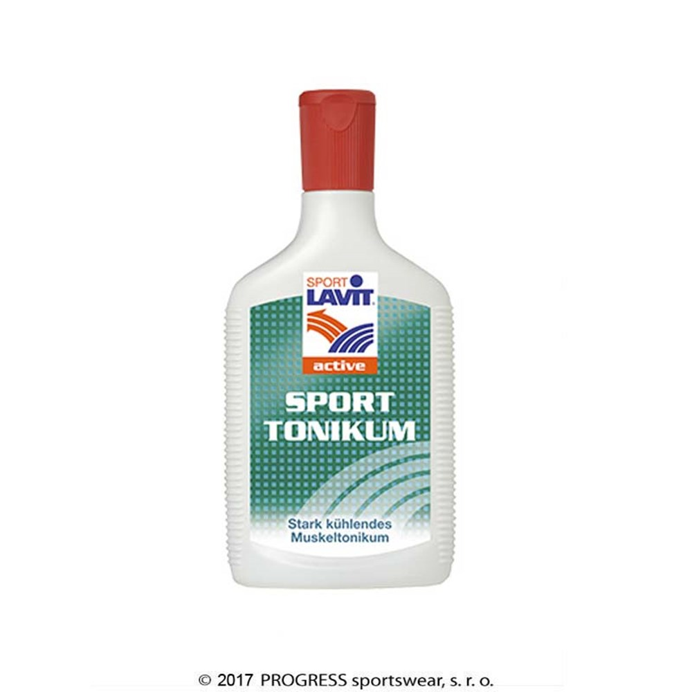 SPORT TONIKUM 200ml - strong cooling muscle tonic LAVIT