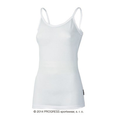 AI NKOZ ladies singlet black