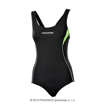 dd4c845f01d ORCA dámské sportovní jednodílné plavky