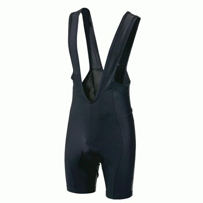 COM BIB short tights with padding black