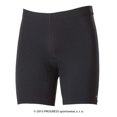 INNER SHORTS with padding black