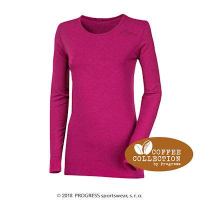CC TDRZ ladies functional long sleeve T-shirt anthracite
