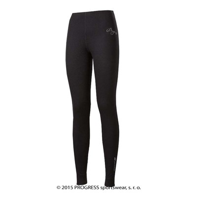 DF SDNZ ladies baselayer tights black