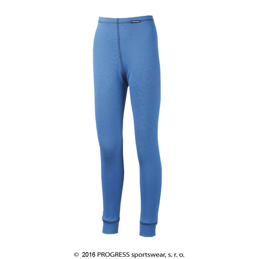 MS SDND kids baselayer tights blue