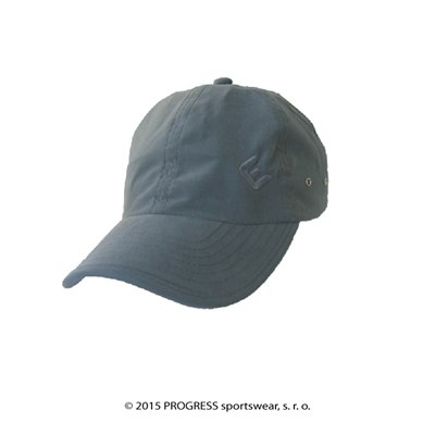 OUTDOOR CAP peak cap grey