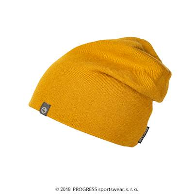 SANTOS knitted beanie grey