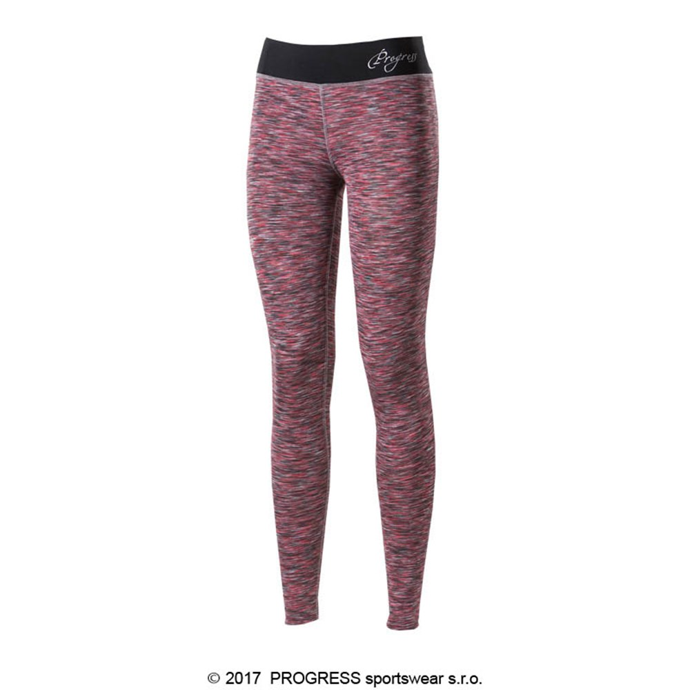 LUNGA ladies leggings black melange