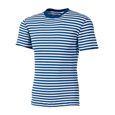 stripes blue/white