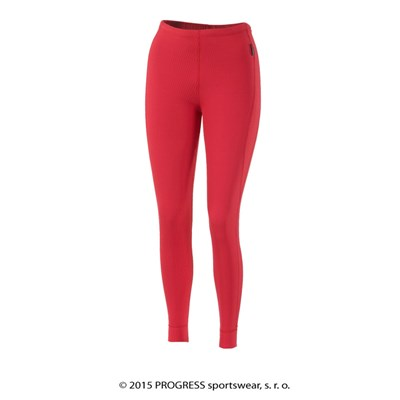 ML SDNZ ladies baselayer tights red