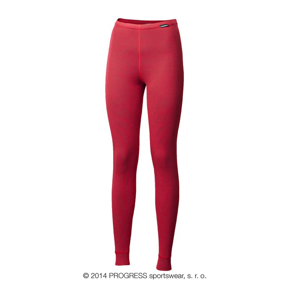 MS SDNZ  ladies baselayer tights red