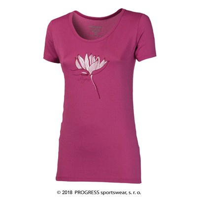 "SONATA ""LOTUS"" ladies T-shirt turquoise"