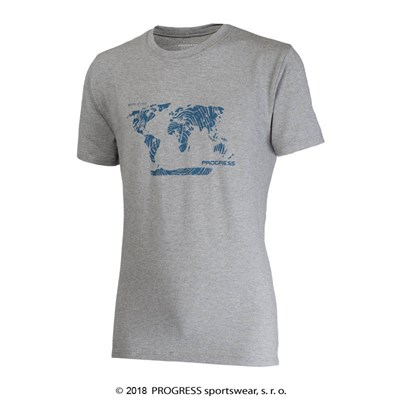 "BARBAR ""EARTH"" mens T-shirt black"
