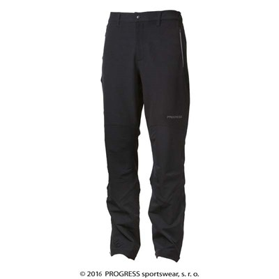 AXCESS mens outdoor pants black