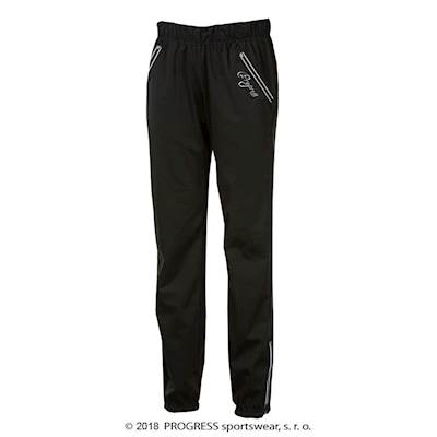 SKADI ladies softshell pants black