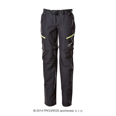 SILICA ladies hiking pants graphite
