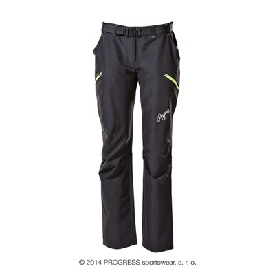 AGATE ladies hiking pants graphite