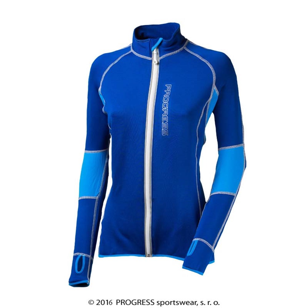 VENTA ladies running full zip jacket