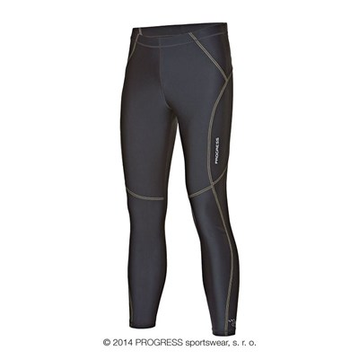 RAPTIM mens running tights black