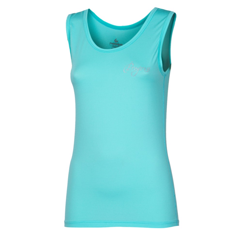 ST NBRZ ladies baselayer singlet anthracite