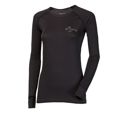 ST NDRZ ladies baselayer long sleeve T-shirt anthracite