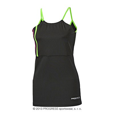 FAYA ladies training singlet purple