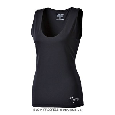 OLI ladies training singlet black