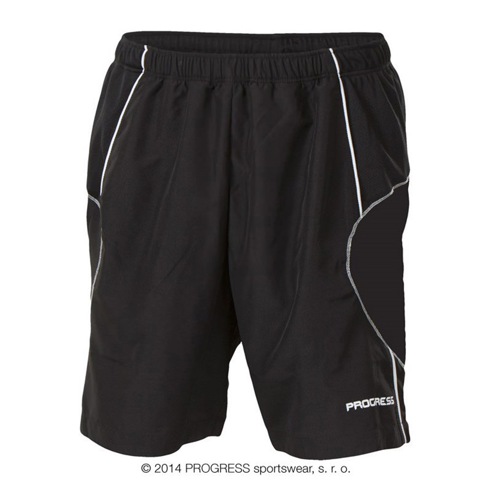 FLEXI mens sports shorts black