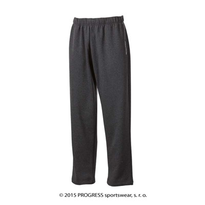 TRAVIS mens training pants grey