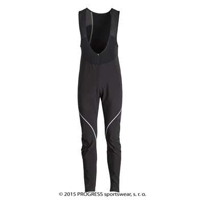 PRIMER BIB mens winter BIB tights black