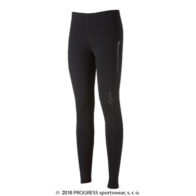 KENGURA ladies running tights black