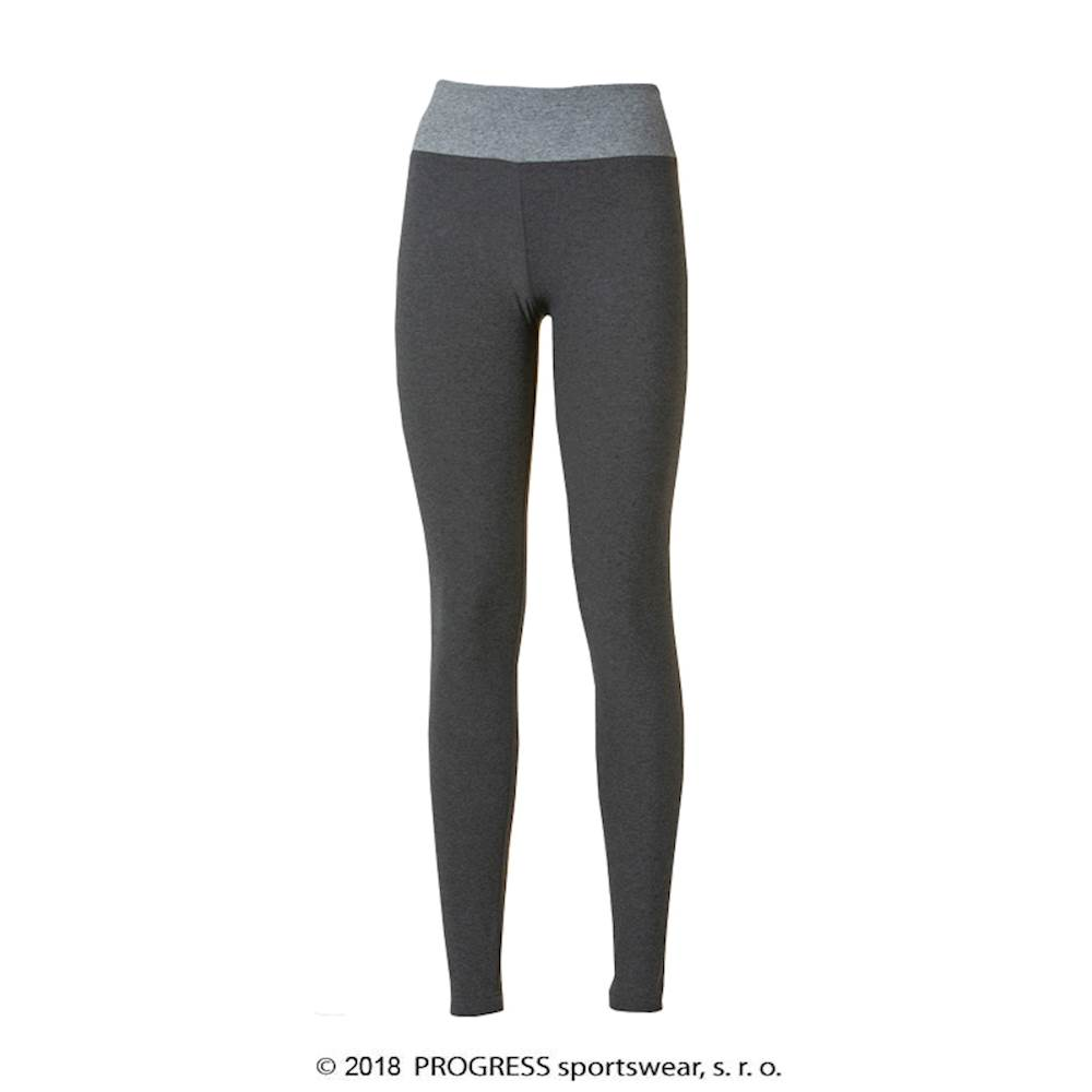 BETTY FIT ladies sports leggings Dk.grey melange