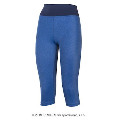 IMPALA 3Q ladies sports 3/4 leggings grey melange