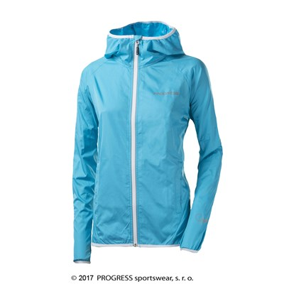 AERO LADY ladies lightweight jacket turquoise