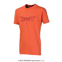 "BAMBINO ""DRAGONFLY"" kids T-shirt salmon"