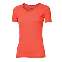 ST NKRZ ladies baselayer short sleeve T-shirt anthracite
