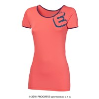 IMOLA ladies sports T-shirt navy