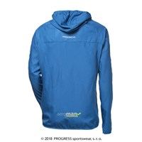 AERO MAN mens lightweight jacket blue