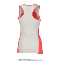 ISLA ladies sports singlet grey/black