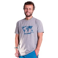 "BARBAR ""EARTH"" mens T-shirt grey melange"