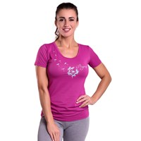 "SONATA ""BLOWBALL"" ladies T-shirt Dk.pink"