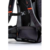 EXPLORER 25L smaller trekking bag black
