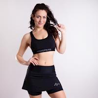 OPTIMA ladies sports bra black