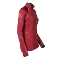 TRAMONTANA ladies full zip jacket purple