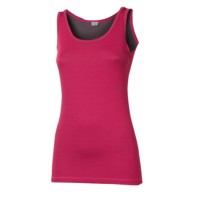 MS NBRZ ladies baselayer singlet black