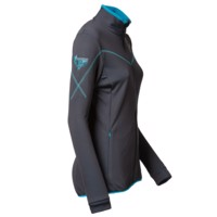 TS KEIKO ladies sports full zip jacket anthracite