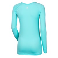 ST NDRZ ladies baselayer long sleeve T-shirt black