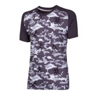 HEROIC mens sports T-shirt Dk.grey