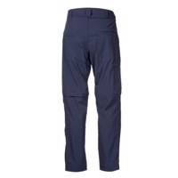 ROCO ZIP mens hiking dividable pants anthracite